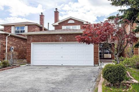 House for sale at 25 Fort Dearborn Dr Toronto Ontario - MLS: E4596395