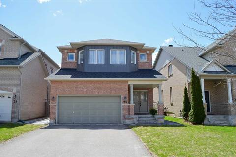 House for sale at 25 Fouracre Wy Aurora Ontario - MLS: N4441330