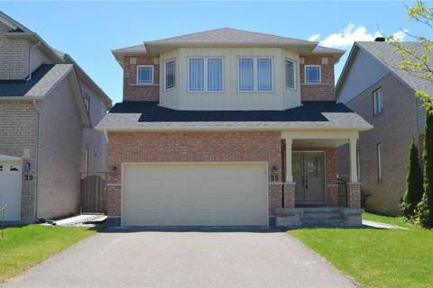 House for sale at 25 Fouracre Wy Aurora Ontario - MLS: N4471934