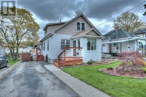 House for sale at 25 Fyfe Ave Woodstock Ontario - MLS: 195549