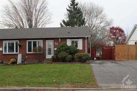 House for sale at 25 Glamorgan Dr Kanata Ontario - MLS: 1219643