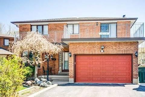 House for sale at 25 Goa Ct Toronto Ontario - MLS: W4409099