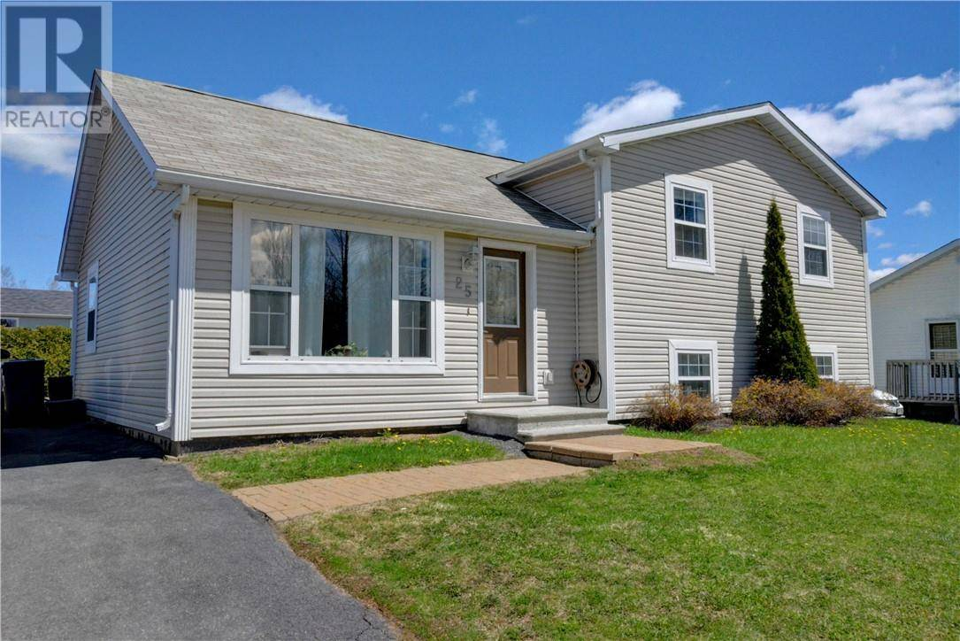 House for sale at 25 Goodine St Fredericton New Brunswick - MLS: NB025624