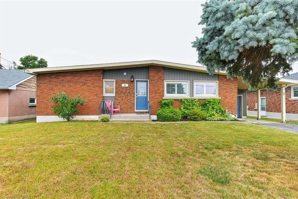 House for sale at 25 Grande Ave Hamilton Ontario - MLS: 30827648