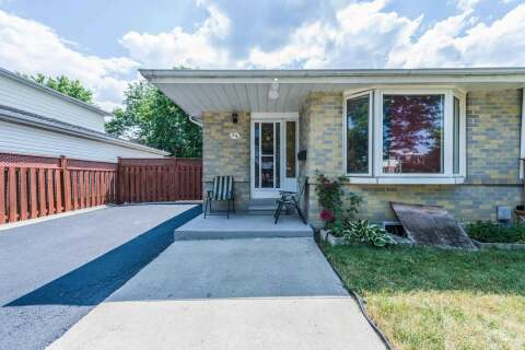 Townhouse for sale at 25 Graymar Rd Brampton Ontario - MLS: W4815852