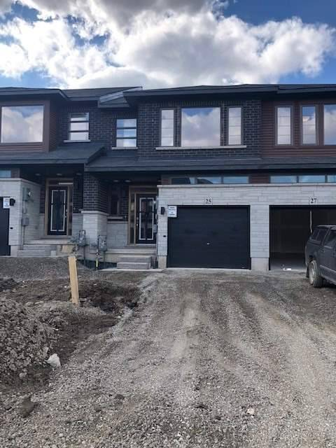 Townhouse for rent at 25 Greenwich Pl Hamilton Ontario - MLS: X4388577
