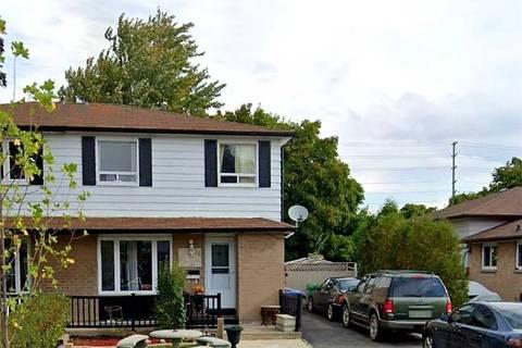 Townhouse for sale at 25 Greenwood Cres Brampton Ontario - MLS: W4723238