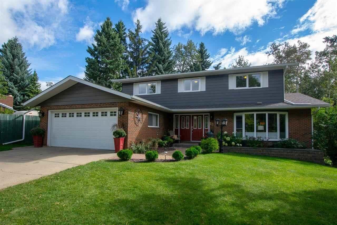 House for sale at 25 Grenfell Av St. Albert Alberta - MLS: E4213317