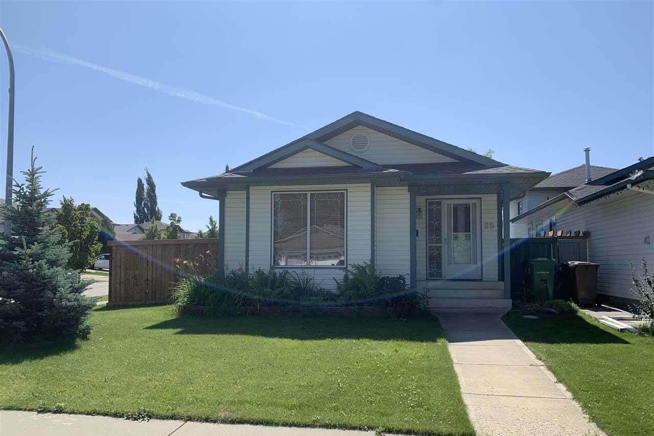 House for sale at 25 Hawthorne Cr St. Albert Alberta - MLS: E4207775