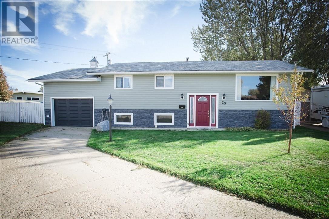 House for sale at 25 Hays Ct Northwest Medicine Hat Alberta - MLS: MH0191933