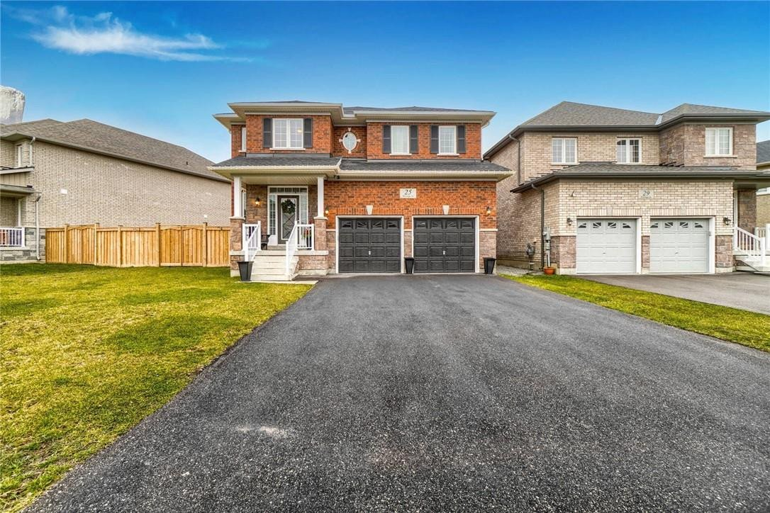 House for sale at 25 Heritage St Bradford Ontario - MLS: H4092623