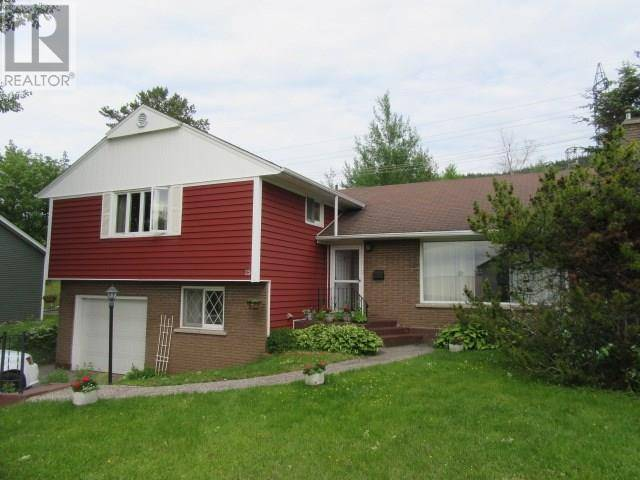 House for sale at 25 Highland Ave Corner Brook Newfoundland - MLS: 1199516