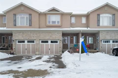 Townhouse for sale at 25 Hitching Post Rdge Hamilton Ontario - MLS: X4636815