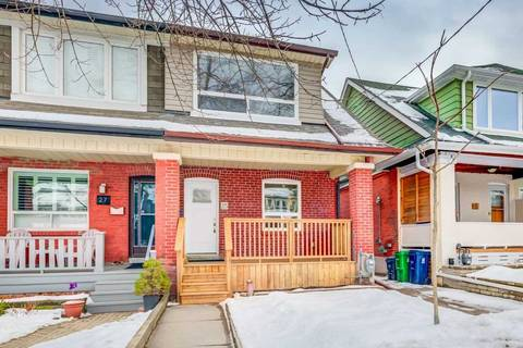 Townhouse for sale at 25 Iona Ave Toronto Ontario - MLS: E4694497