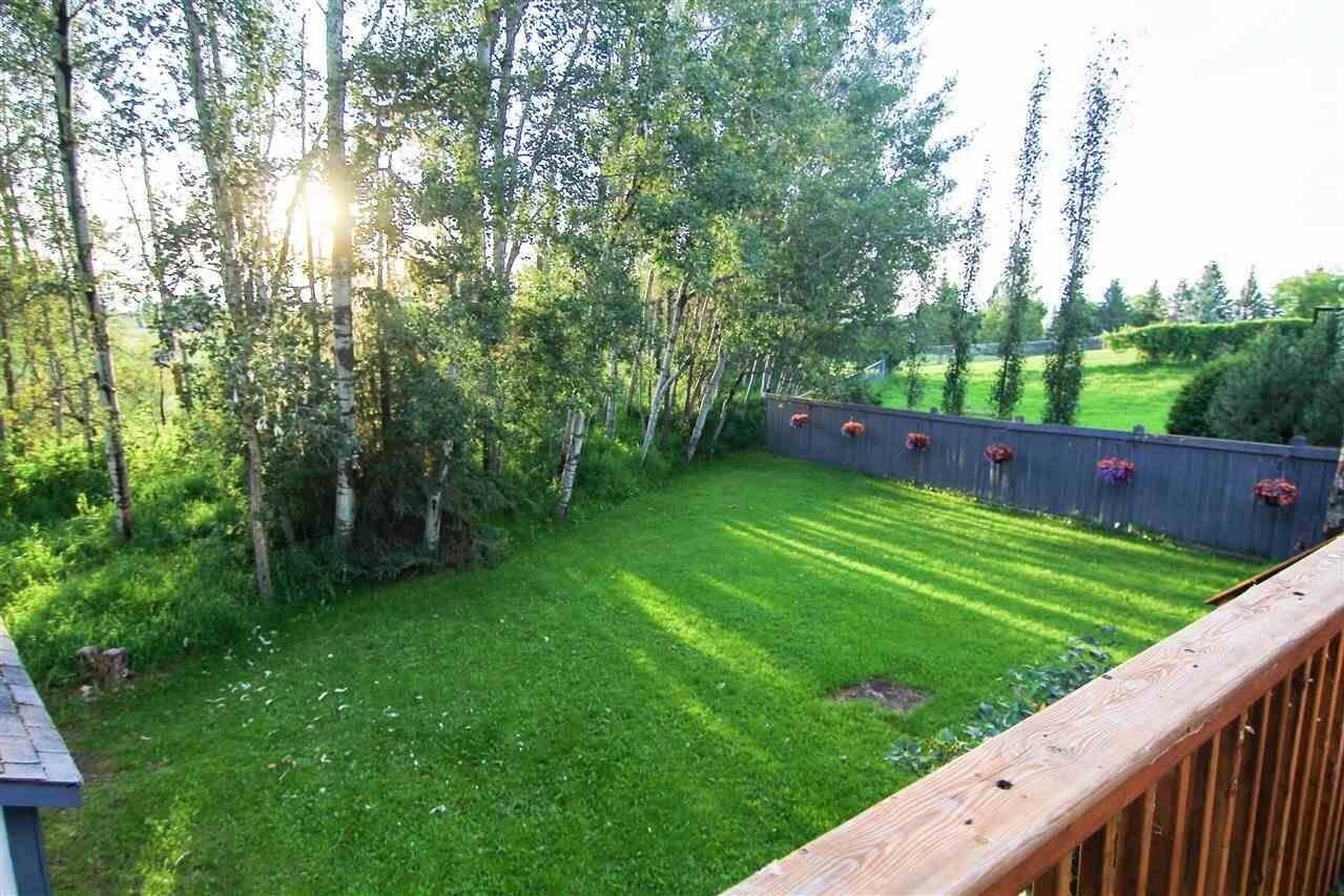 House for sale at 25 Ironwood Fairway Cl Stony Plain Alberta - MLS: E4212717