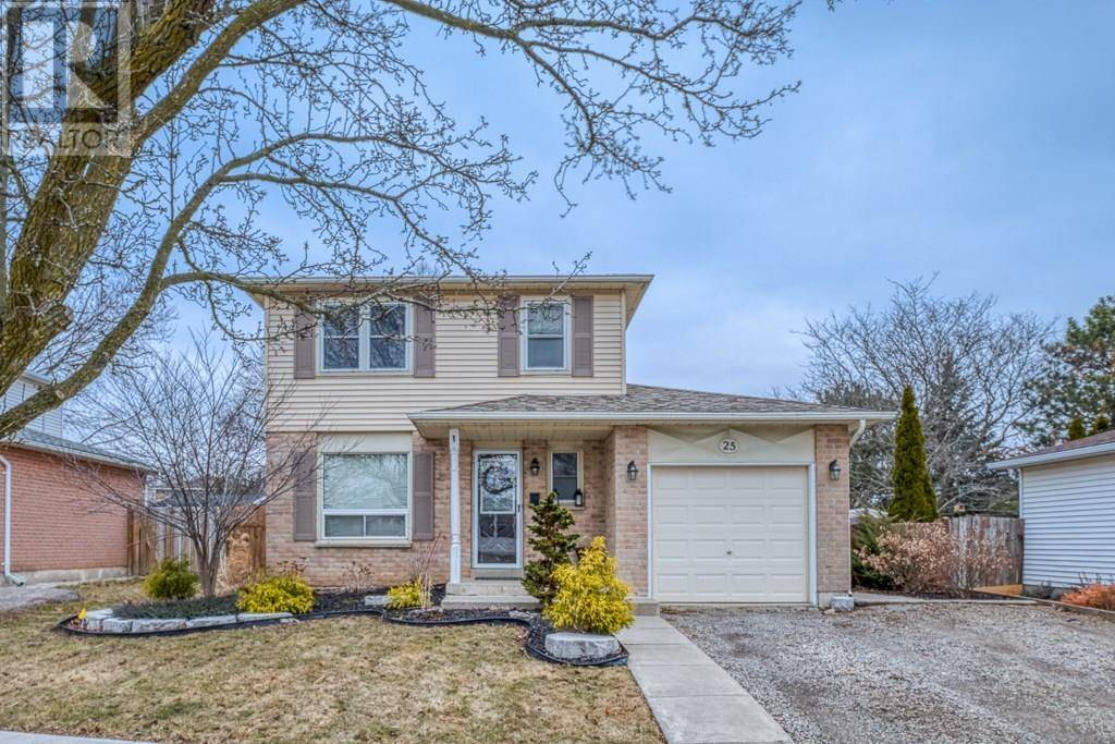 House for sale at 25 Jasper St Brantford Ontario - MLS: 30798834
