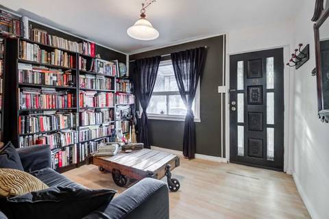 Townhouse for sale at 25 Jersey Ave Toronto Ontario - MLS: C4701005