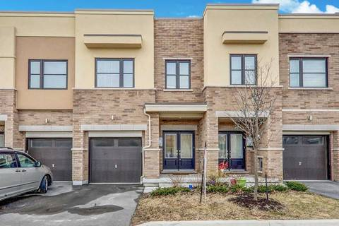 Townhouse for sale at 25 Jerseyville Wy Whitby Ontario - MLS: E4732526