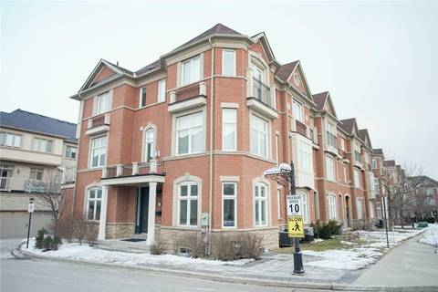 Townhouse for sale at 25 John Frank Rd Vaughan Ontario - MLS: N4696284