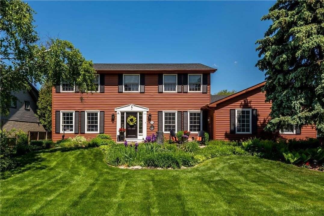 House for sale at 25 John Martin Cres Flamborough Ontario - MLS: H4075276