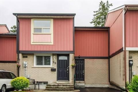 Townhouse for rent at 25 Josephine Ct Brampton Ontario - MLS: W4497693