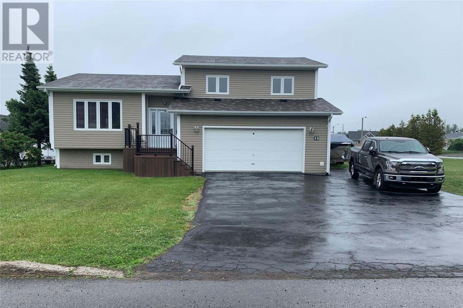 House for sale at 25 Juniper Dr Lewisporte Newfoundland - MLS: 1216994