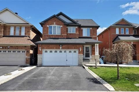 House for rent at 25 Kanashiro St Brampton Ontario - MLS: W4755888