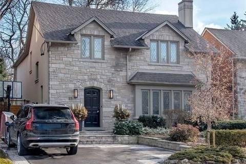 House for rent at 25 Kingsgarden Rd Toronto Ontario - MLS: W4732834