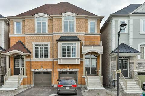 Townhouse for sale at 25 Kingsville Ln Richmond Hill Ontario - MLS: N4653960
