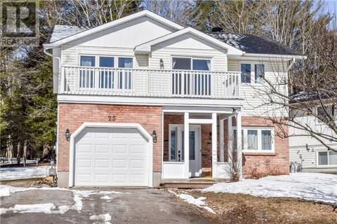 House for sale at 25 Knotty Pine Tr Huntsville Ontario - MLS: 179277
