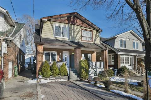 Townhouse for sale at 25 Leroy Ave Toronto Ontario - MLS: E4678496