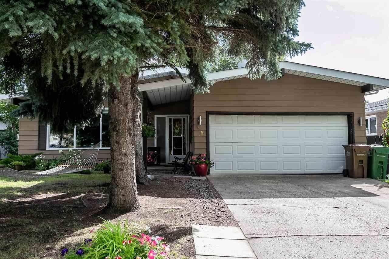 House for sale at 25 Lester Cres St. Albert Alberta - MLS: E4186113