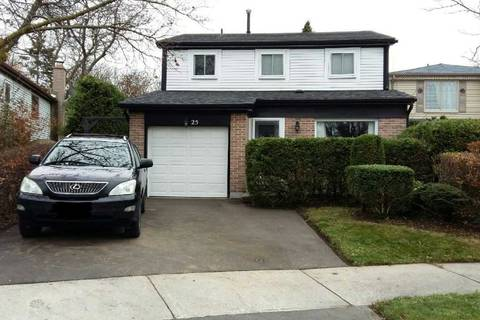 House for sale at 25 Lillooet Cres Richmond Hill Ontario - MLS: N4382298