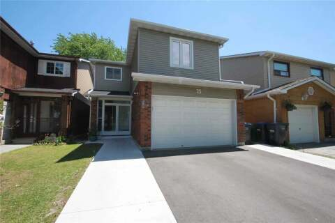 House for sale at 25 Lionshead Lookout  Brampton Ontario - MLS: W4777227