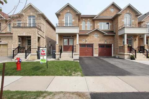 Townhouse for sale at 25 Long Branch Tr Brampton Ontario - MLS: W4896261