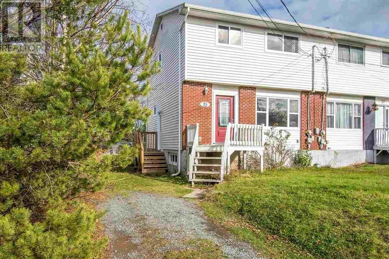 House for sale at 25 Lyon St Dartmouth Nova Scotia - MLS: 202019540