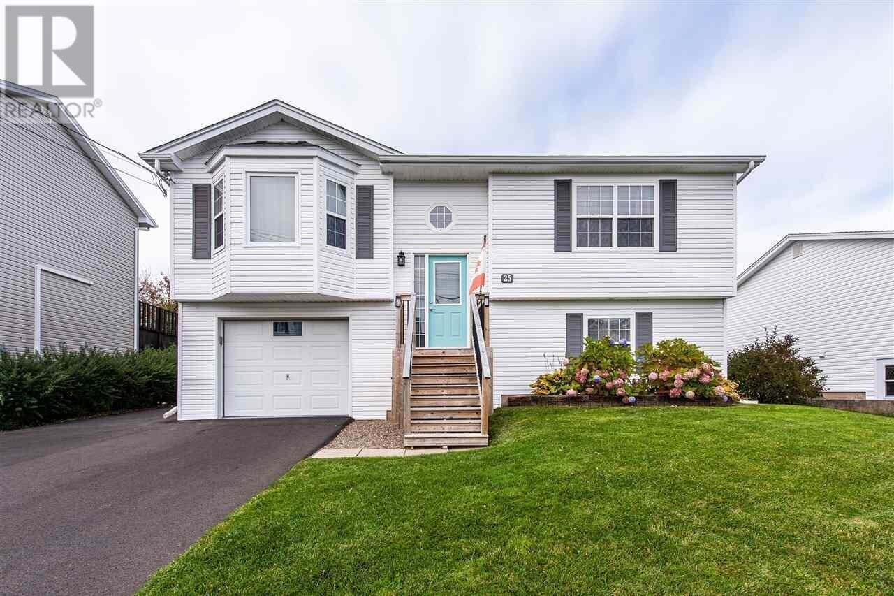House for sale at 25 Madeira Cres Dartmouth Nova Scotia - MLS: 202021277