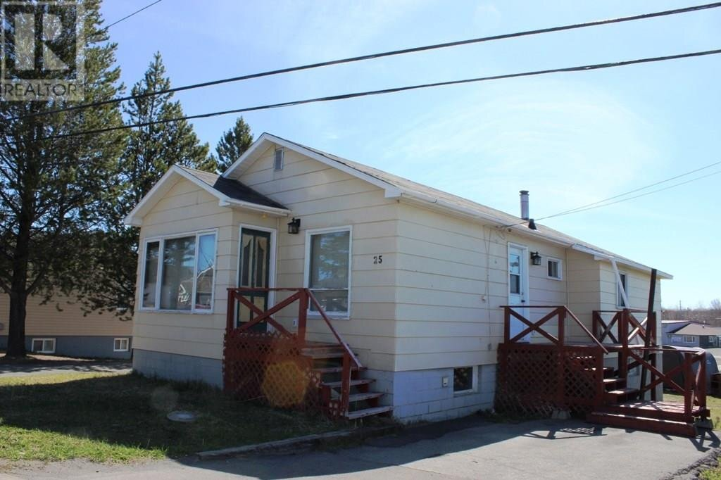 House for sale at 25 Main St Grand Falls-windsor Newfoundland - MLS: 1213993