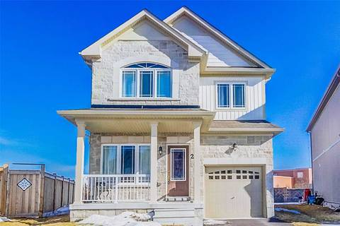 House for sale at 25 Mantz Cres Whitby Ontario - MLS: E4383086