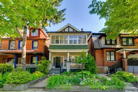 House for sale at 25 Marion St Toronto Ontario - MLS: W4481059