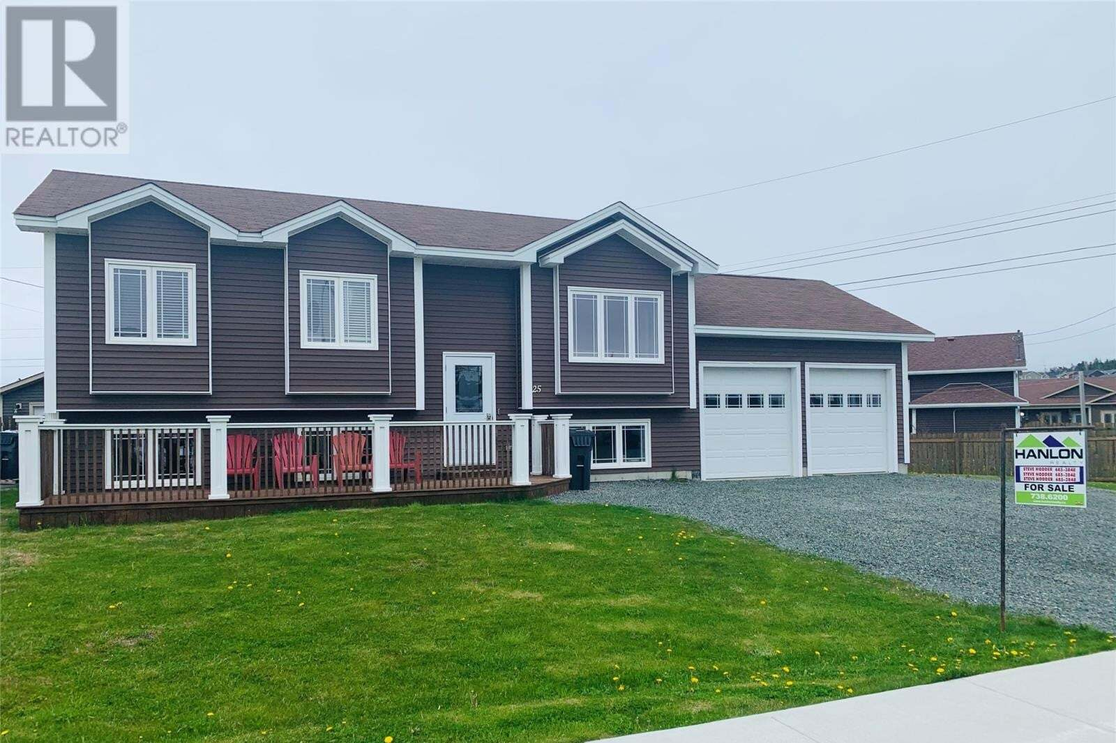 House for sale at 25 Maureen Cres Conception Bay South Newfoundland - MLS: 1214252