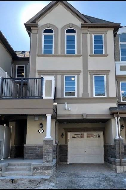 Townhouse for rent at 25 Mcgrath Ave Richmond Hill Ontario - MLS: N4703071