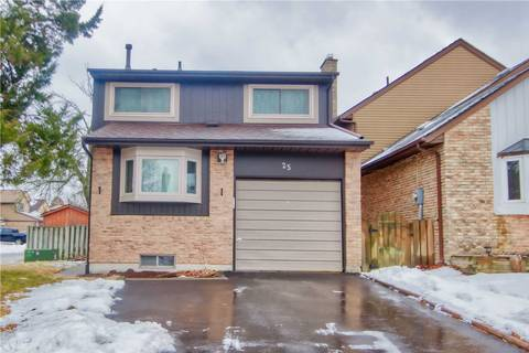 House for sale at 25 Mcrae Rd Ajax Ontario - MLS: E4695784