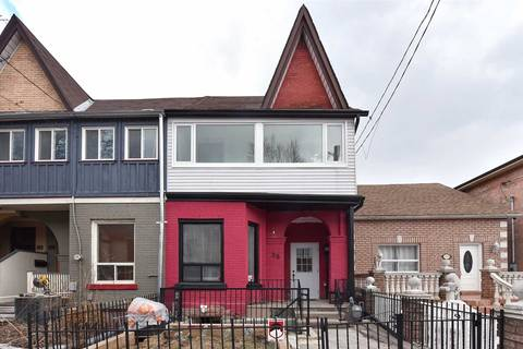Townhouse for sale at 25 Miller St Toronto Ontario - MLS: W4386713
