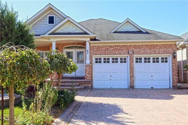 For Sale: 25 Mistycreek Crescent, Brampton, ON | 3 Bed, 3 Bath House for $745,000. See 20 photos!