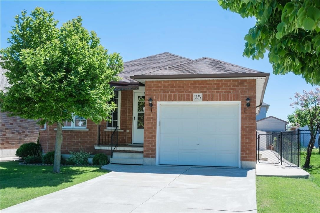 House for sale at 25 Modena Ct Hamilton Ontario - MLS: H4079013