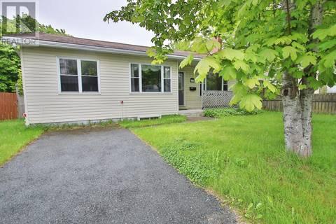 House for sale at 25 Mount Cashel Rd St. John's Newfoundland - MLS: 1198803