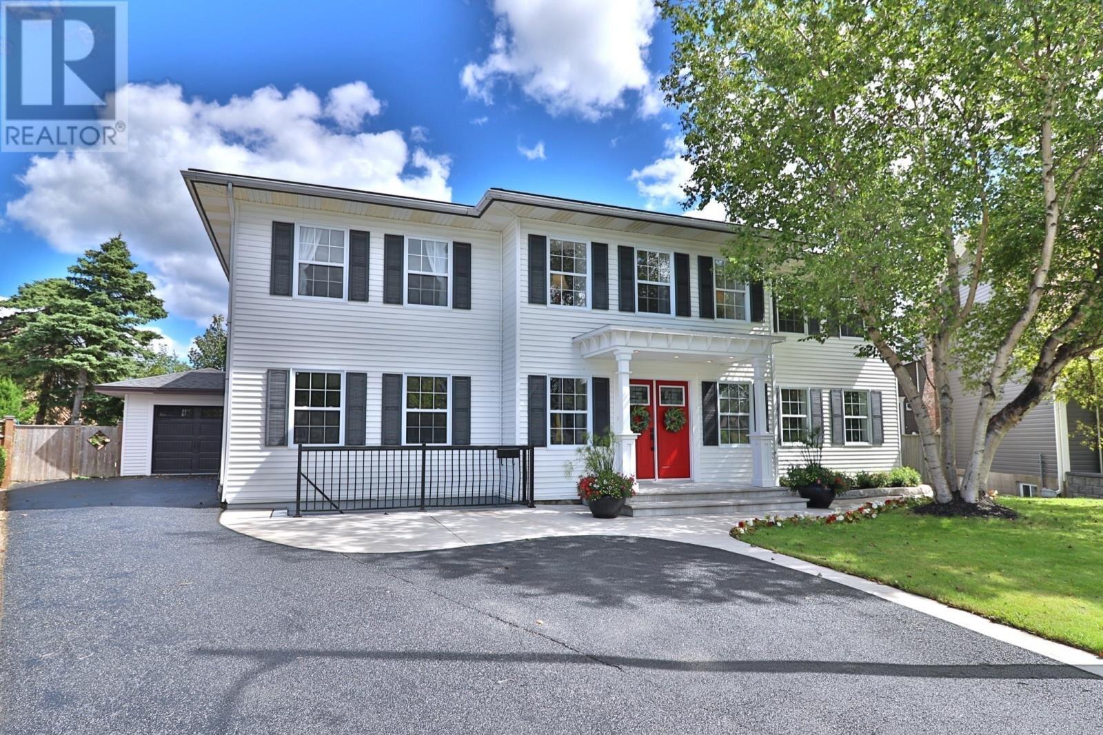House for sale at 25 Mountbatten Dr St. John's Newfoundland - MLS: 1222578