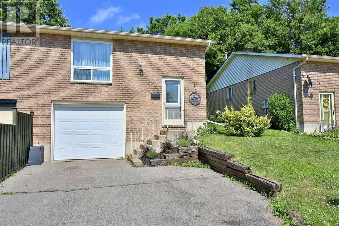 House for sale at 25 Mulholland Dr Paris Ontario - MLS: 30752277
