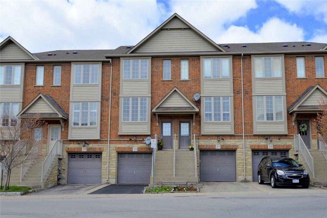Townhouse for sale at 25 Myers Ln Ancaster Ontario - MLS: H4077319